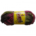 Charmkey Small Pom Pom Fishnet Yarn