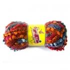 Charmkey Pom Pom Metallic Yarn - Pom Pom Yarn