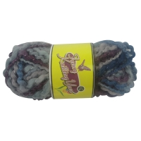Charmkey Metallic Wool Yarn