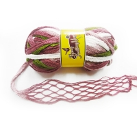 Charmkey Soft Fishnet Yarn