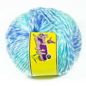 Charmkey colorful mohair yarn