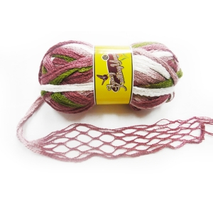 Charmkey Soft Fishnet Yarn